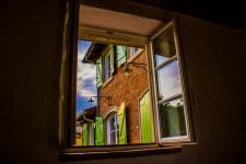 hálószoba ablak