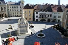 Sopron - Fő tér felújítása