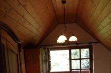 tetőtéri szoba belső