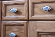 fürdőszoba szekrény részlete