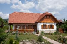 Szentendre - fatornácos ház